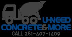 U-Need Concrete & More