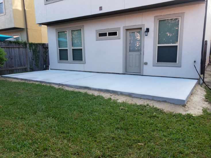 Concrete Contractors Near Houston